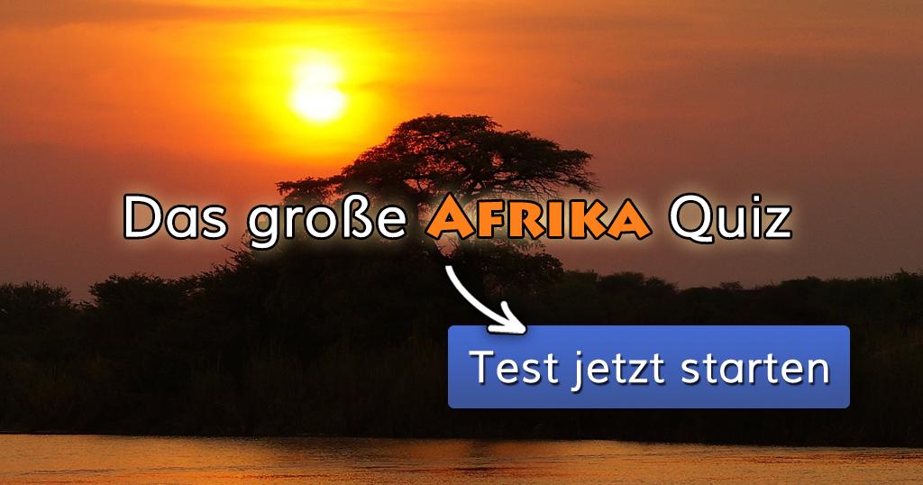 Quiz Afrika