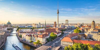 Erkennst du diese deutschen Städte nur anhand eines Bildes?