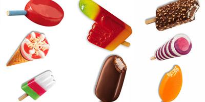 Erkennst du diese 15 Eissorten ohne ihre Verpackung?