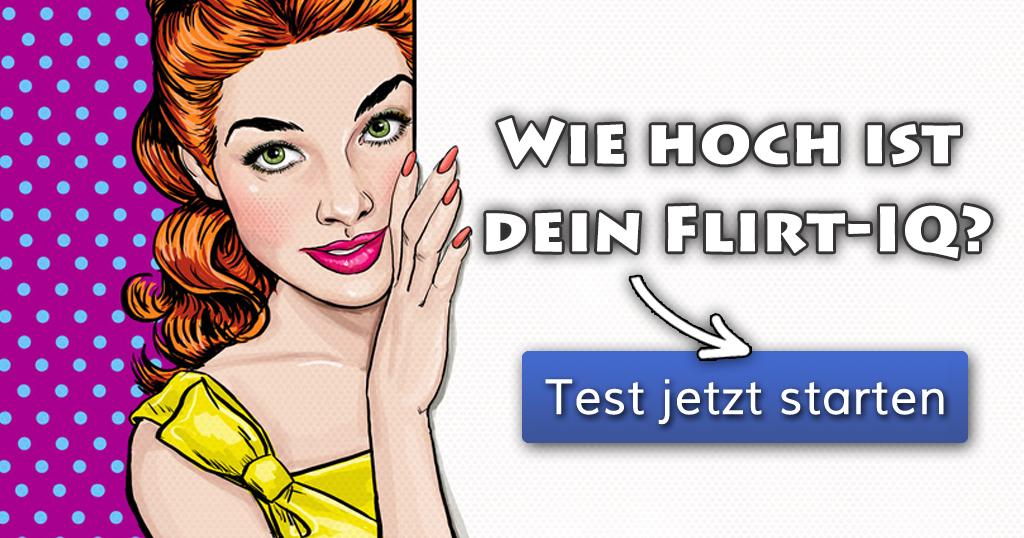 Wie gut kann ich flirten test