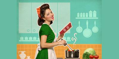 Hast du das Zeug zur perfekten Hausfrau?