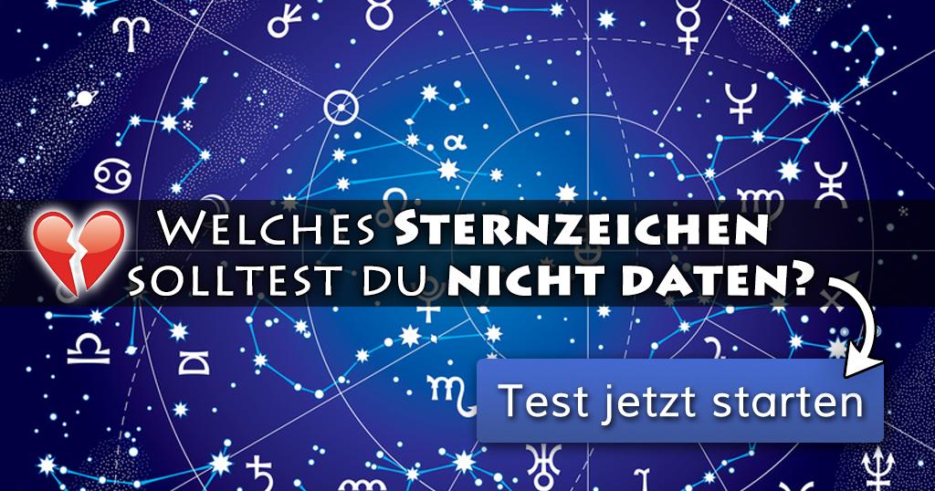 Sternzeichen Test