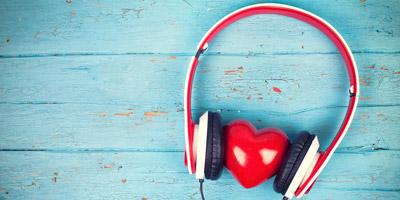 Welche Melodie spielt in deinem Herzen?