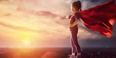 Was ist deine geheime Superkraft?