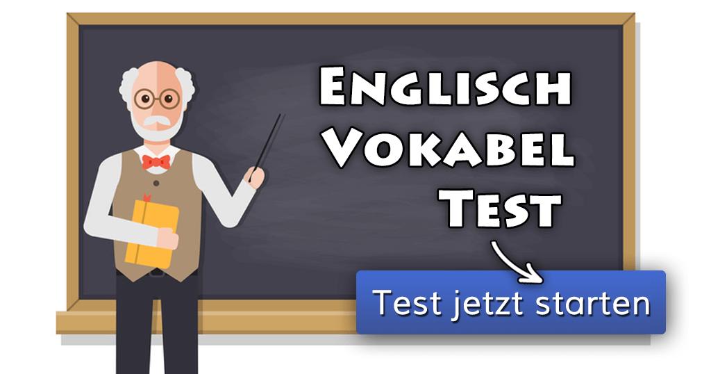 Englisch Bestehen
