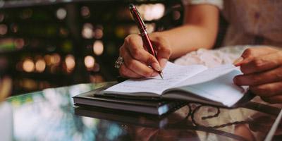 Welche Überschrift würde deine Biografie tragen?