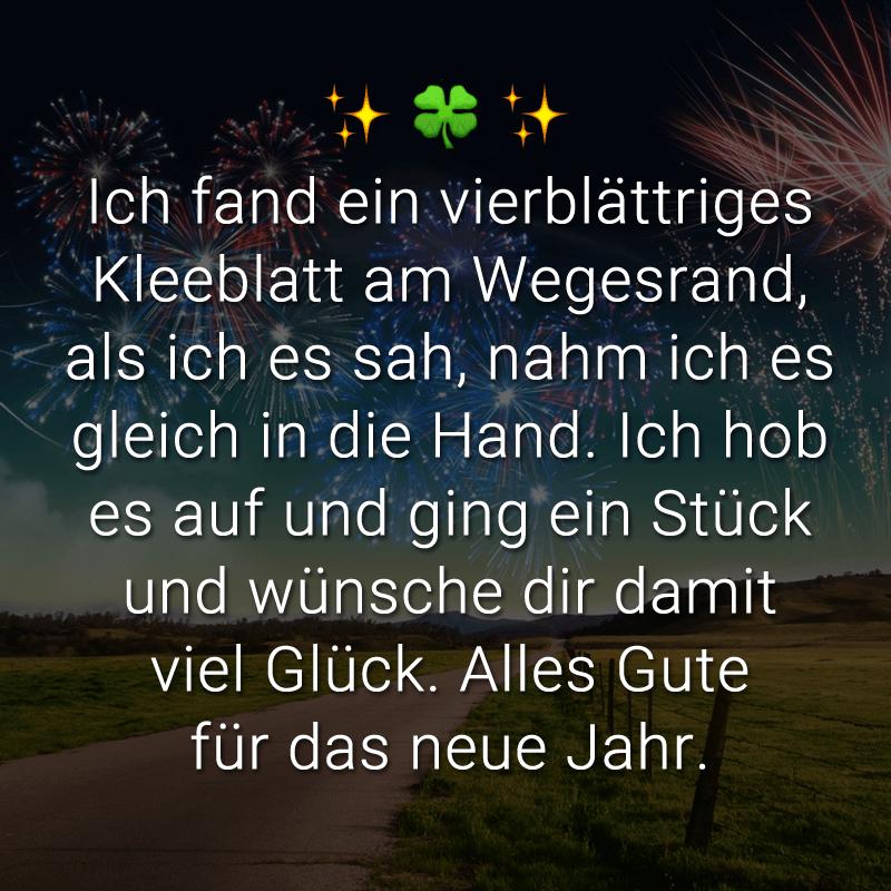 ᐅ Beliebte Neujahrssprüche & Neujahrsgrüße