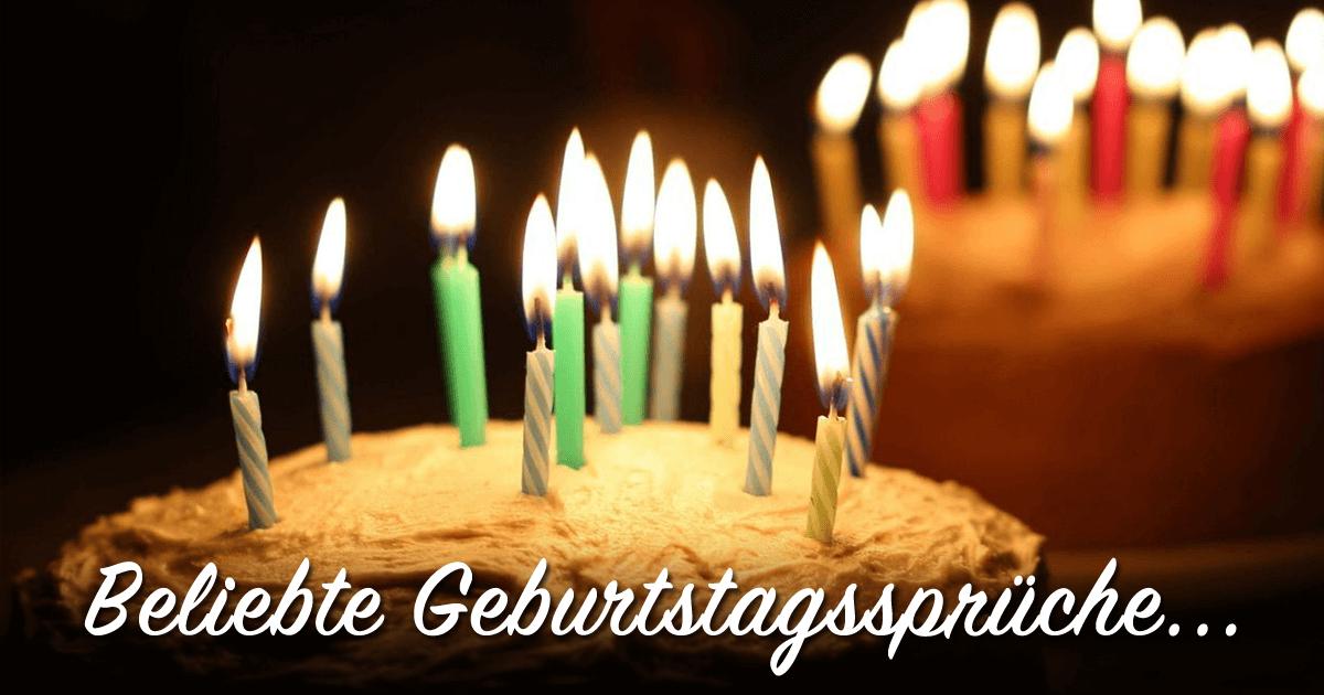 Coole Glückwünsche Zum Geburtstag