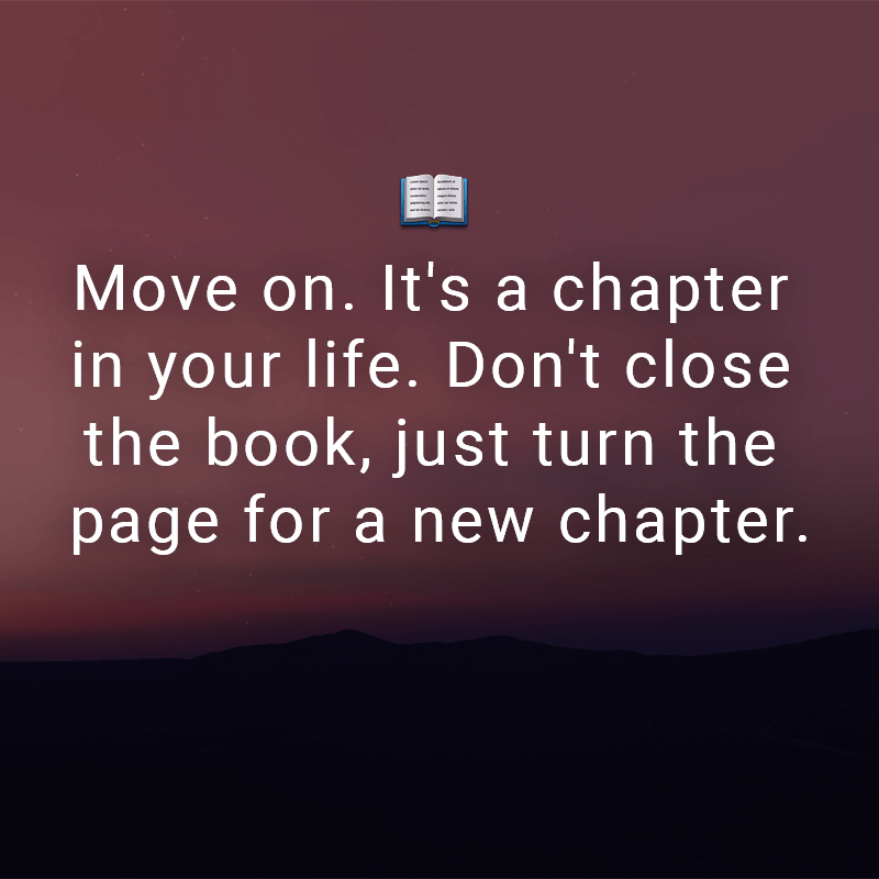 Move on. It's a chapter in your life. Don't close the book, just turn the page for a new chapter.