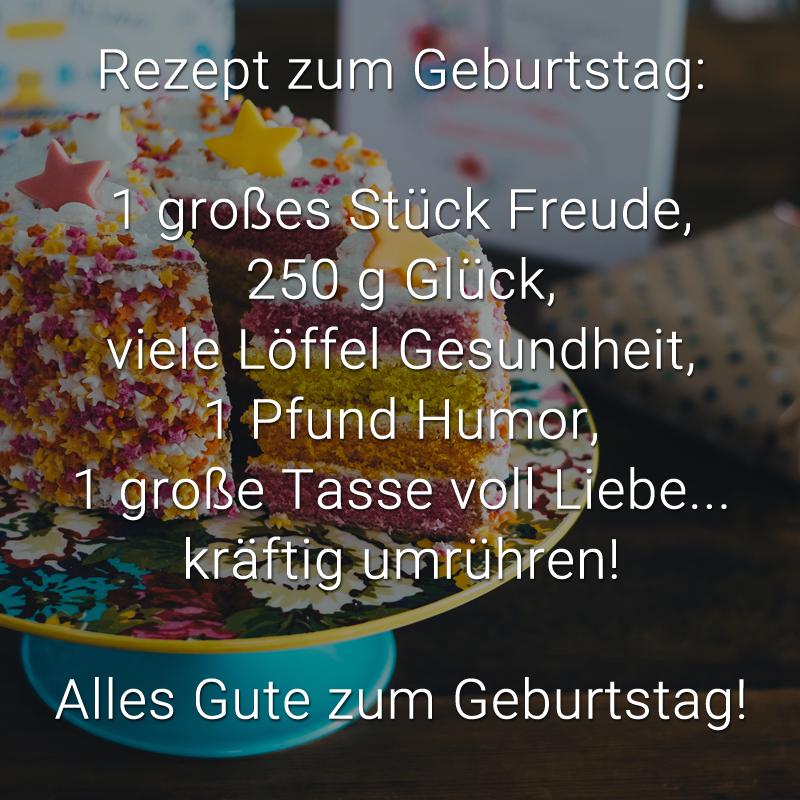 ᐅ Beliebte Geburtstagssprüche   lustig & kreativ
