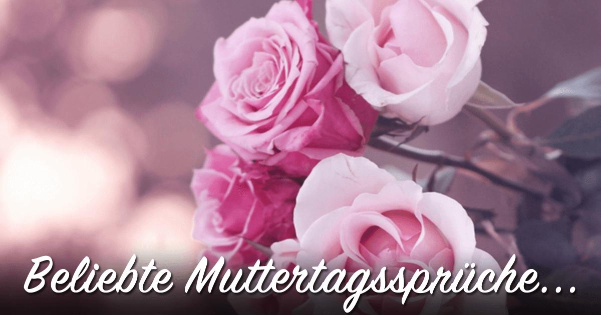 ᐅ Beliebte Muttertagssprüche Schöne Sprüche Zum Muttertag