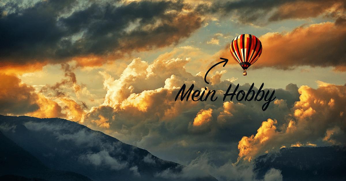 Hobbys im Lebenslauf