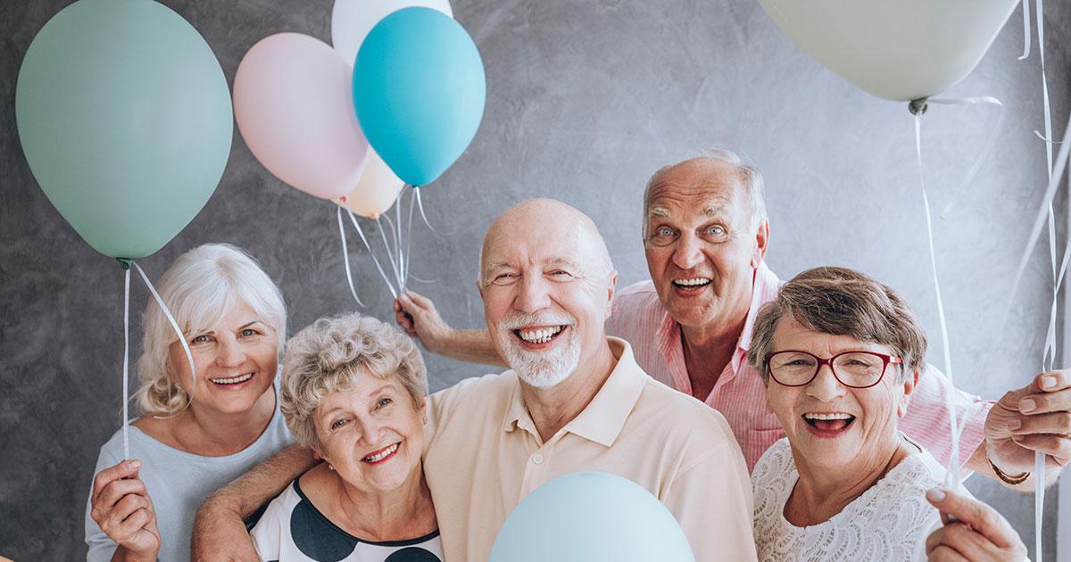 20 Tipps für eine richtig gute Geburtstagsfeier im reifen Alter