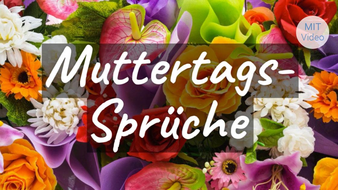 ᐅ Beliebte Muttertagsspruche Schone Spruche Zum Muttertag
